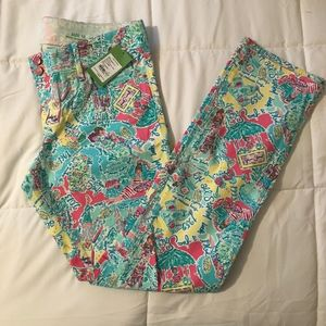 Lilly Pulitzer Worth Straight In The Beginning 12